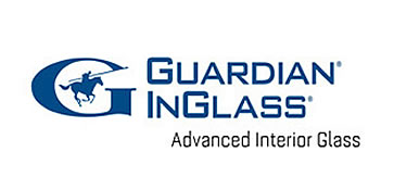 Guardian glass for frameless shower doors in Sarasota