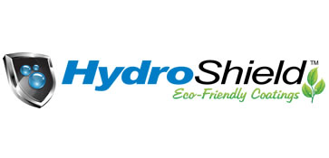 HydroShield Frameless shower doors coating.